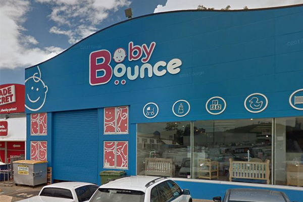 Parents stung as Baby Bounce goes bust