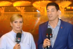 TV Host sets record straight on closing ceremony