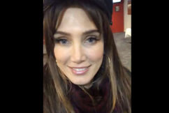 Delta Goodrem gives Ray's Brisbane producer the ultimate birthday surprise