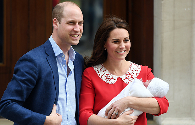 Article image for Duchess of Cambridge gives birth to healthy baby boy