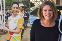 Aussie swimming champion remembers her brush with the Queen