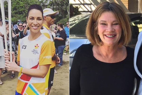 Article image for Aussie swimming champion remembers her brush with the Queen
