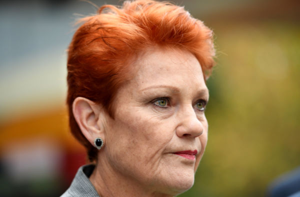 Article image for Energy prices should come before company tax cuts, Senator Hanson says