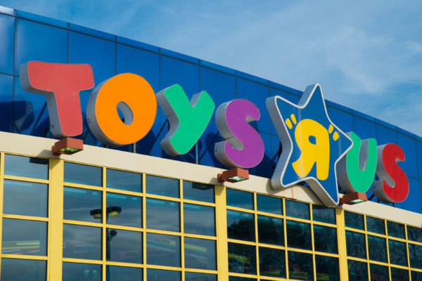 Article image for Hundreds could lose their jobs as toy giant falls