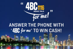 "Win cash with ""4BC for Me"""