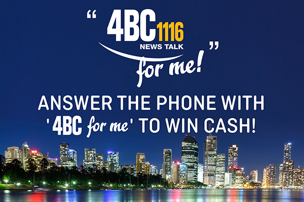 Listener wins BIG with '4BC For Me'