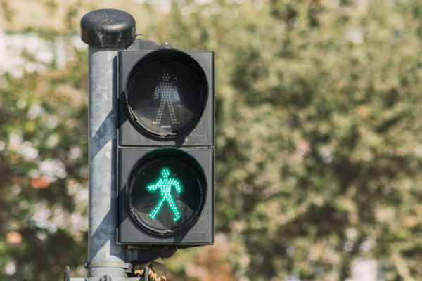 'Green lights don't protect you': Pedestrians urged to take more responsibility