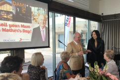 Dami Im wows at a very special Alan Jones Mother's Day lunch