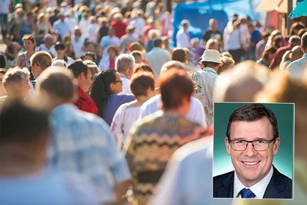 'We're working on this': Citizenship Minister promises action as population passes worrying milestone