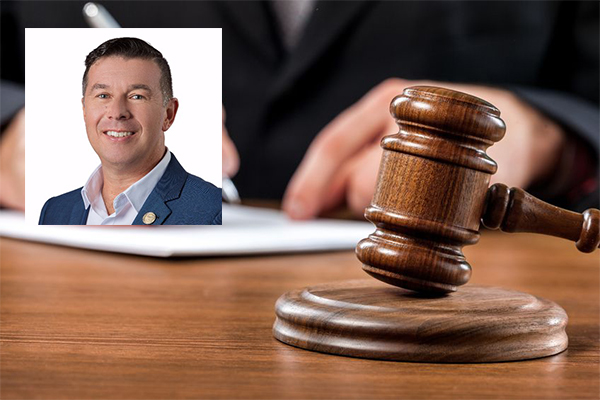 Article image for Disgraced Ipswich Mayor being called on to resign after alleged bail breach