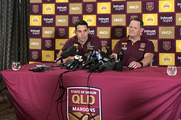 Article image for Billy Slater announces representative retirement