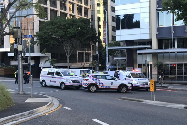 Pedestrian hit and killed by bus in tragic CBD incident
