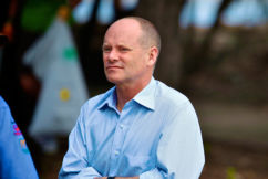 Campbell Newman responds to Twitter outrage