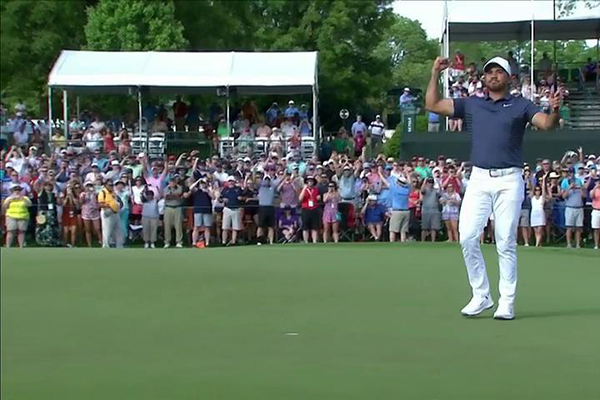 Jason Day wins on the PGA Tour