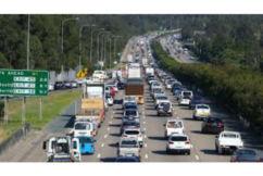 Queensland drive toward duplicate M1