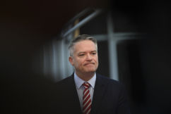Mathias Cormann: 'I was bitterly disappointed with the development'