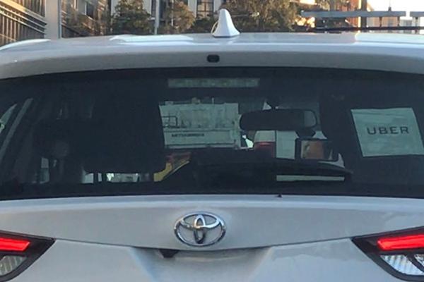 Uber XXX: Driver caught with peak hour porn