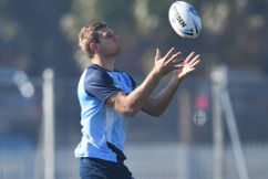 Family affair for NSW Blues debutant