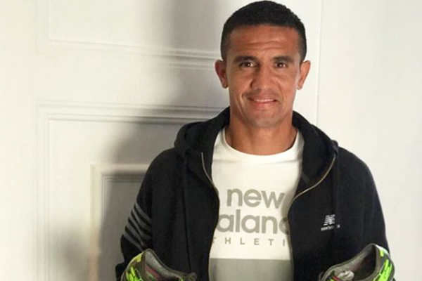 Article image for Tim Cahill: Socceroos' World Cup squad not for the 'fainthearted'