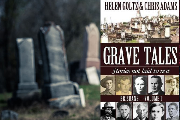 Article image for The 'grave tales' beneath Australian headstones revealed