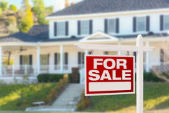 Falling housing prices only 'halfway through' the downward cycle