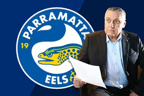 Ray Hadley: 'I know when a club's in crisis and Parramatta's in crisis'