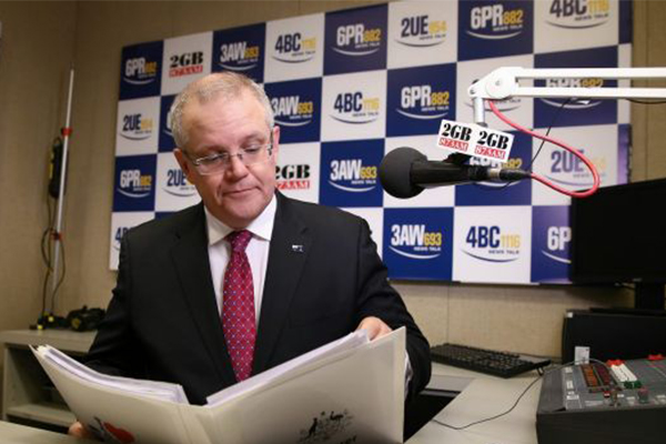 Article image for Company tax cuts not dead in the water just yet, Treasurer says
