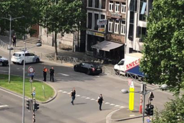 Three murdered in Belgium 'terror attack'