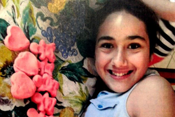 Article image for Foster father sentenced to life behind bars for killing 12-year-old schoolgirl Tiahleigh Palmer