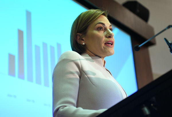 Article image for Resources sector sweetens Queensland Budget surplus but debt will climb
