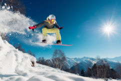 What does it take to be a snowboarder?