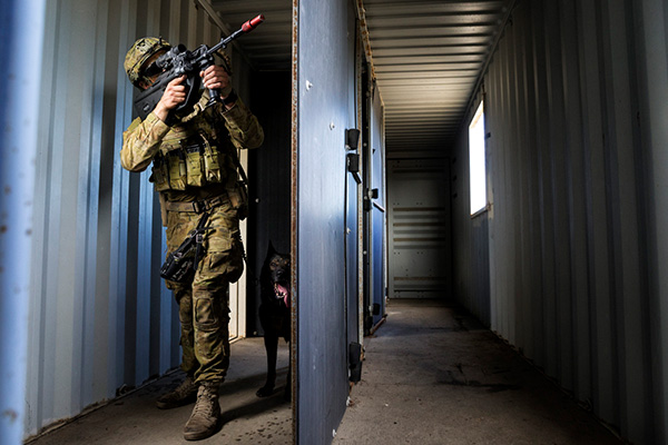Australian military to have more power in combating terror threats