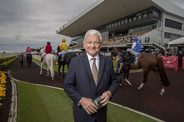 Veteran racing journo recognised in Queen's Birthday Honours