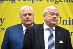 The Robertson Brothers take aim at Senator Brian Burston