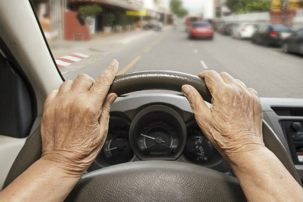 How old is too old to have a driver's licence