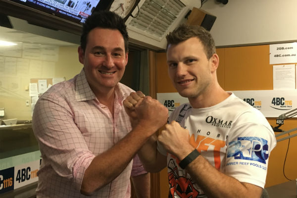 Battered but unbowed. What's next for Jeff Horn?