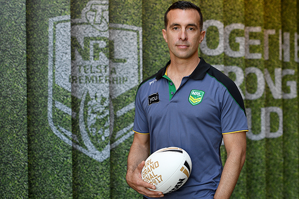 Article image for EXCLUSIVE | The fiery meeting that saw top NRL referee blackballed