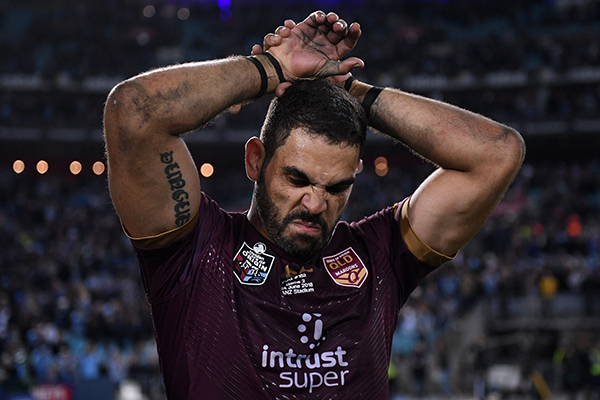 Queensland Maroons go down in controversial loss