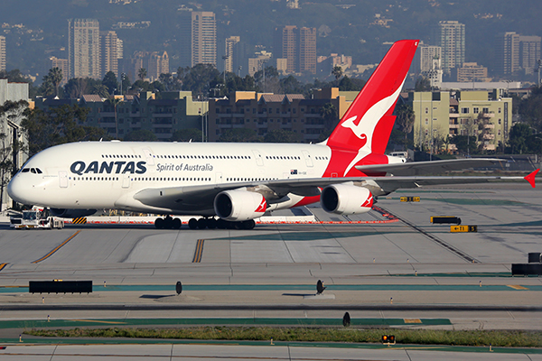Article image for Qantas under investigation over mid-air nosedive