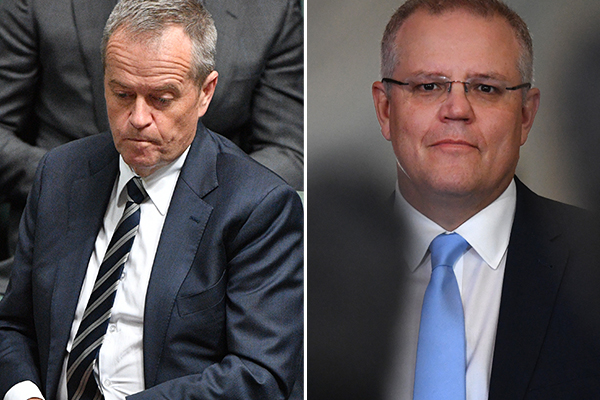 Article image for Federal Treasurer says Bill Shorten finally 'told the truth'