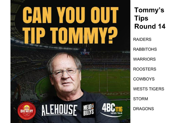 Tommy's Tips Round 14