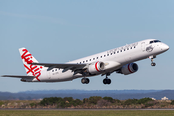 Article image for Virgin Australia boss announces departure, two years in advance