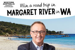 Win a road trip in Margaret River in WA