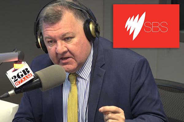 Article image for Liberal MP slams 'irresponsible' and 'dangerous' SBS ad
