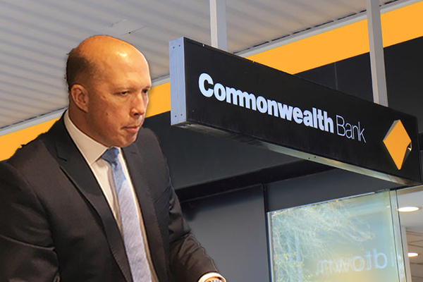 Article image for Record $700 million CBA penalty sends 'very clear message', Peter Dutton says