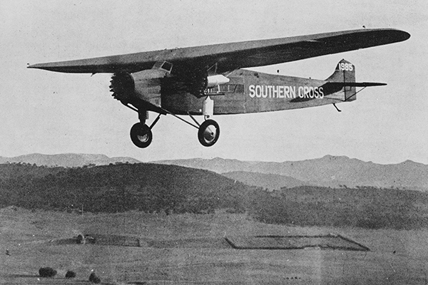 Article image for Milestone anniversary for Australian aviation history