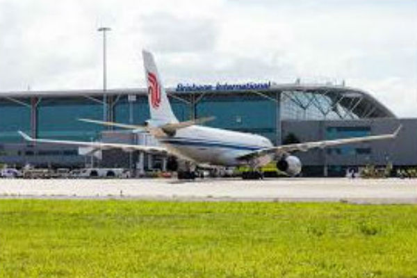 Brisbane's only direct air link with Beijing severed