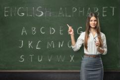 Australian students going backwards on English