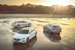 Holden's new ZB Commodore a real driver's car