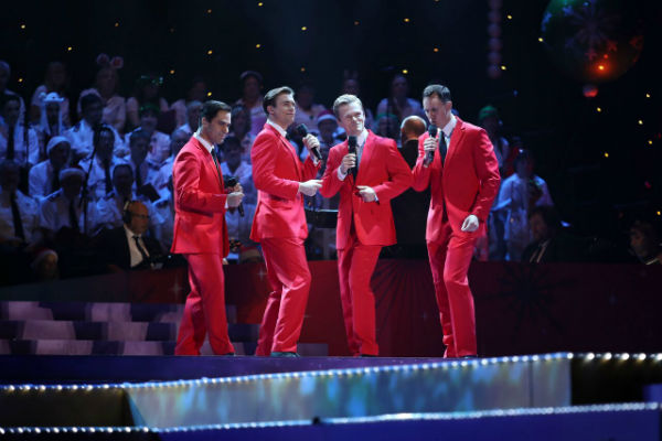 The Jersey Boys are coming to Brisbane